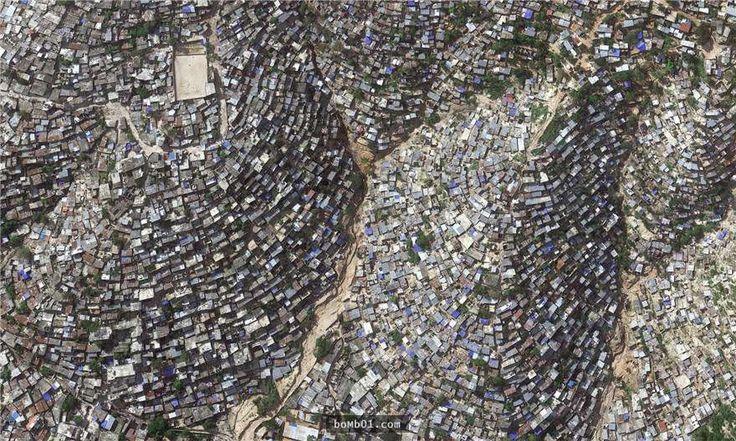 Global issues: Haiti, after tsunami