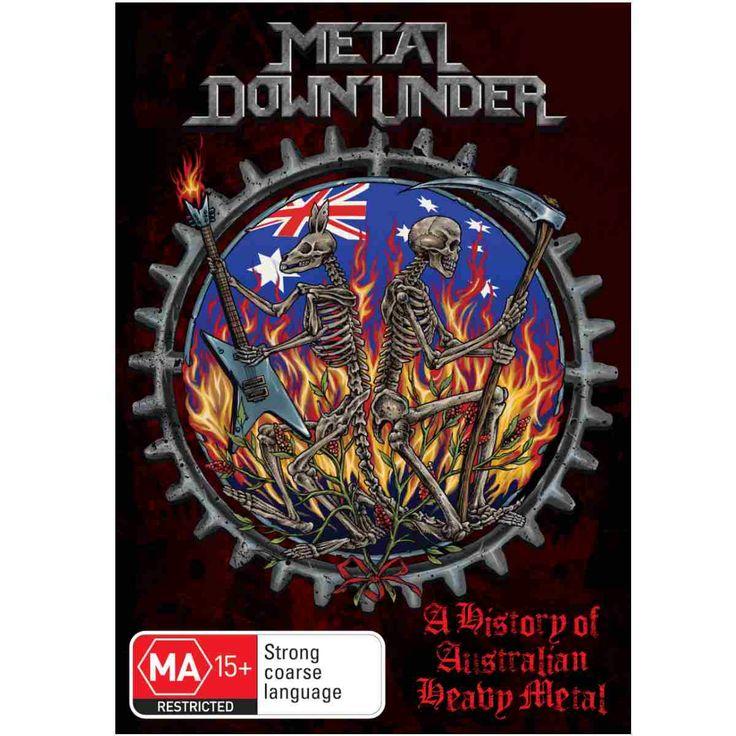Metal down under the history of Australian heavy metal DVD.  http://heavymetalmerchant.com/product/metal-down-under-dvd