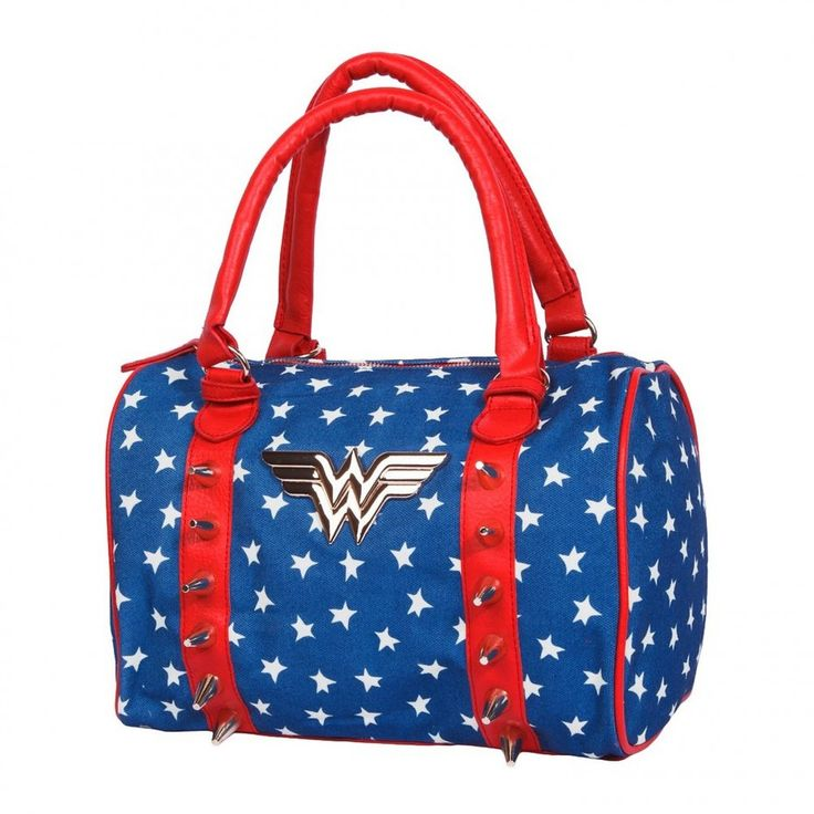 Wonder Woman Diaper Bag October 2017
