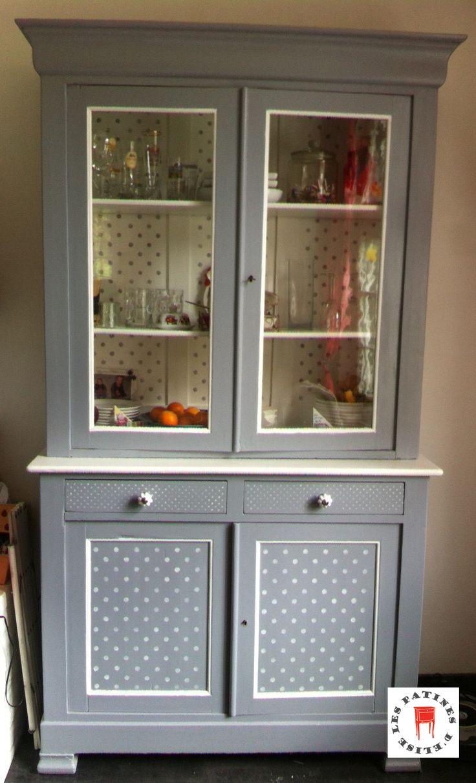 1000 id es sur le th me meubles patin s sur pinterest annie sloan tiroirs et meubles. Black Bedroom Furniture Sets. Home Design Ideas