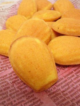 「パプリカのマドレーヌ」FoodLaboこうこ | お菓子・パンのレシピや作り方【corecle*コレクル】