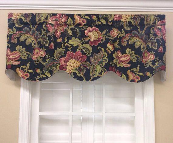 Fantastic 23 best Floral Valances/Window Treatments images on Pinterest  PU91