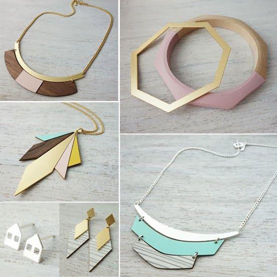 Scandinavian jewelry design inspiration/ The Small Details blog - Shlomit Ofir