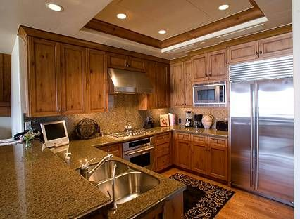Kitchen Drop Ceiling Update Ideas on kitchen lighting update, kitchen tile floor update, kitchen cabinets update,