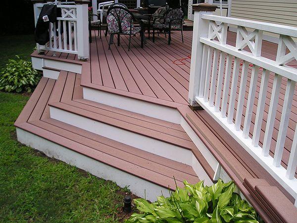 Trex Deck Design Ideas deck railing ideas pictures composite deck material deck materials Trex Deck Designer 9