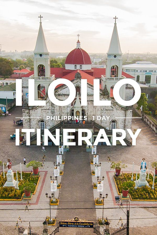 Iloilo Itinerary – 1 Day City Heritage Tour (2017 DIY Budget Trip)... Plan a budget trip itinerary in Iloilo, Philippines. This 1-day DIY guide takes you to the best city heritage sights in Iloilo City and south Iloilo province. https://www.detourista.com/guide/iloilo-1-day-itinerary/