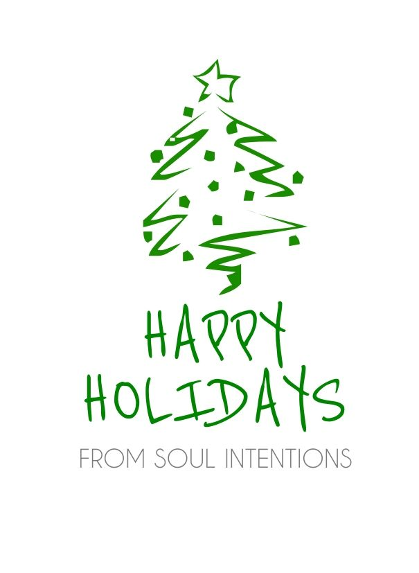 Check out my new PixTeller design! :: Happy holidays from soul intentions