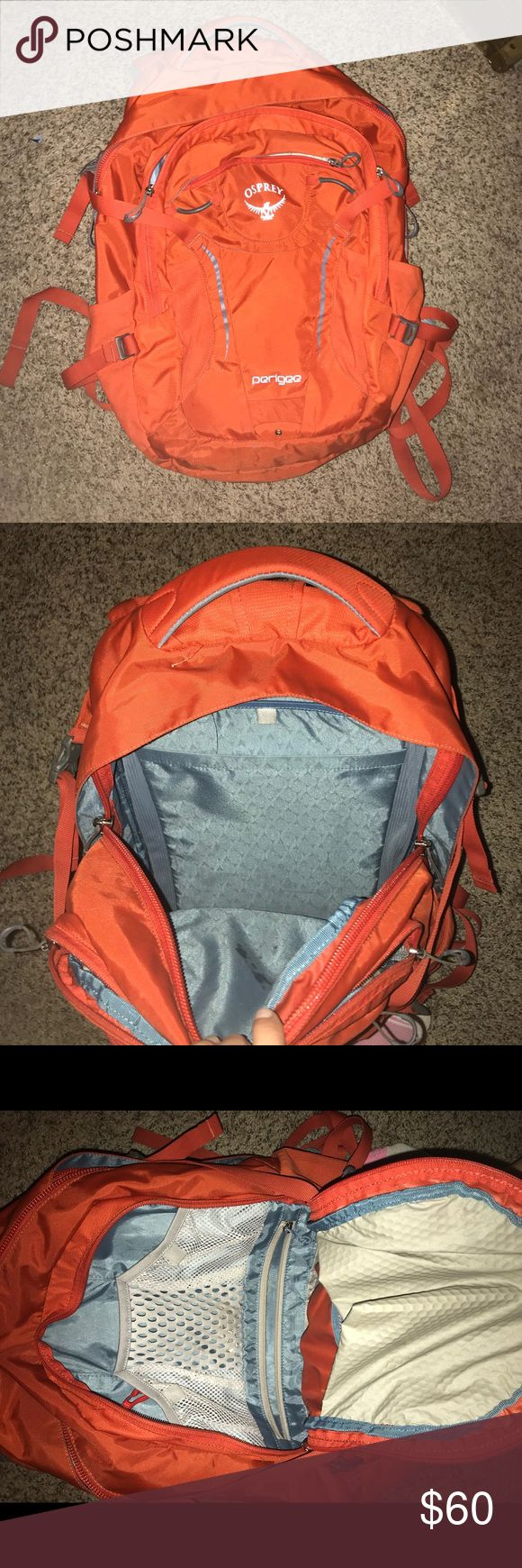 Osprey Backpack Only used for one semester. Pretty great condition. Laptop spot. Great back support Osprey Bags Backpacks