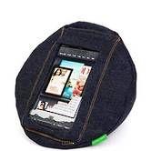 Tabcoosh Blue Jean Ipad Mini Cushion