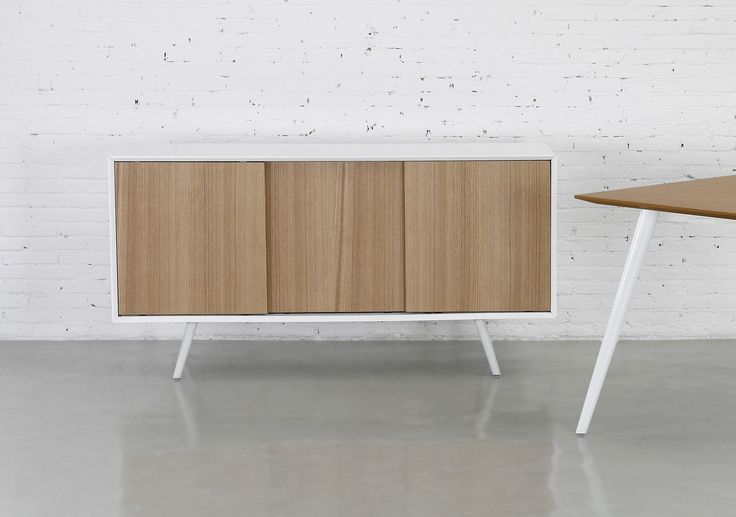 Airfoil Sideboard by m.a.d. Available from Remodern.