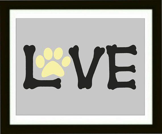 Dog Wall Decor best 25+ dog paw art ideas on pinterest | diy printed art, dog