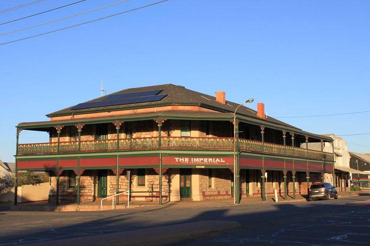 Stephen FluertyPhotographing Rural Australia 54 mins · Imperial Hotel in Broken Hill NSW. 1/125 sec f10 ISO 100
