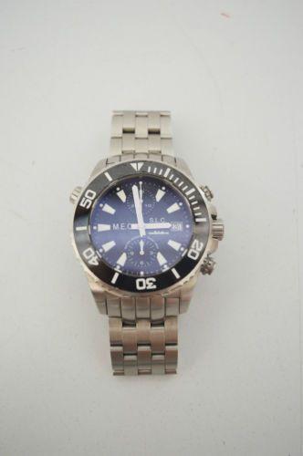 Orologio-cronografo-automatico-da-polso-militare-M-E-C-Modello-S-L-C-automatico