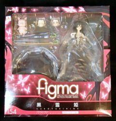 マックスファクトリー figma アクセルワールド 黒雪姫学内アバターver.