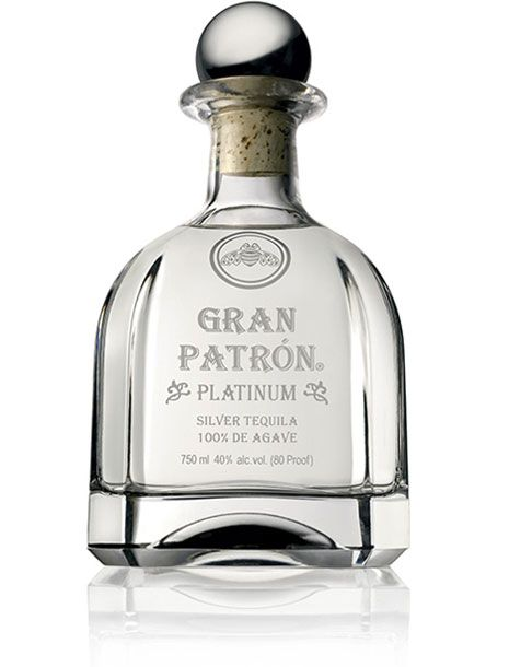 Platinum Patron...mmmmm! Trying to figure out what to do with this bottle!!! It is waaaay to beautiful...need a GRAND SCHEME!                                                                                                                                                      More