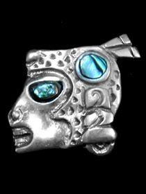 Simbolo Azteca Ozomahtli (Chango) - AAP-011