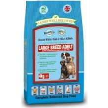 James Wellbeloved and Co James Wellbeloved Dry Dog Food Large Breed Adult Ocean White Fish and Rice Kibble 15kg by James Wellbeloved and Co - Just Dog Food - £48.50 http://www.justdogfood.com/james-wellbeloved-and-co-james-wellbeloved-dry-dog-food-large-breed-adult-ocean-white-fish-and-rice-kibble-15kg/