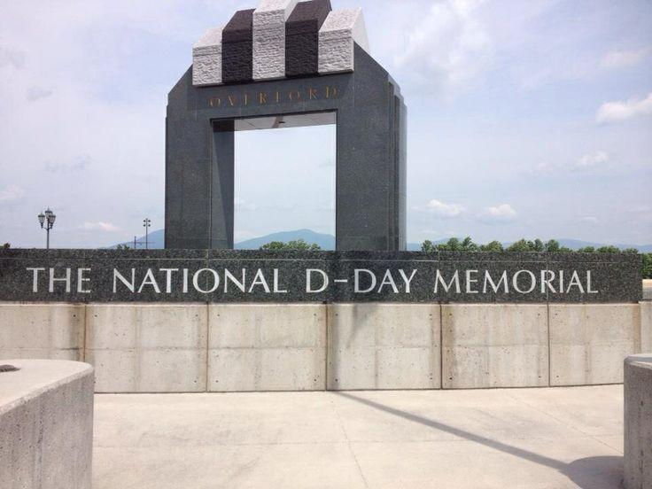 d-day memorial bedford va photos