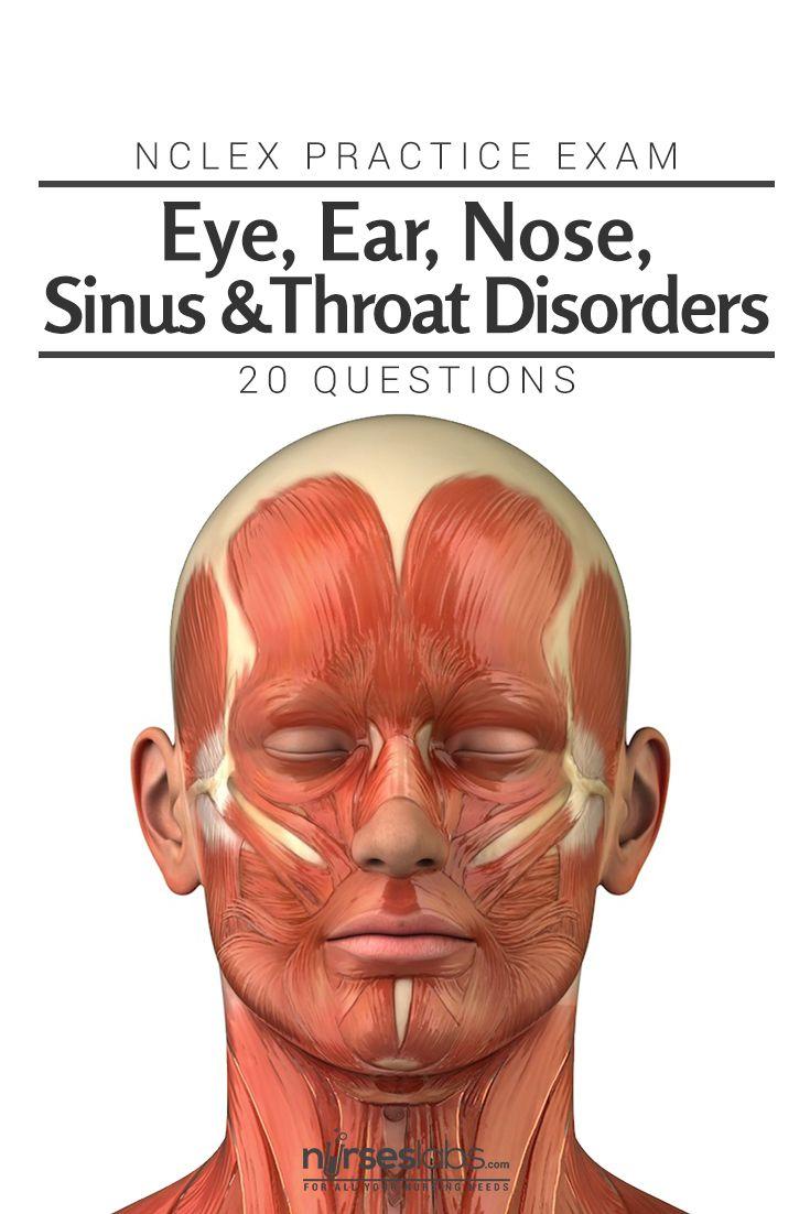 43 best Eye, Ear, Nose, Sinus & Throat Disorders images on Pinterest ...