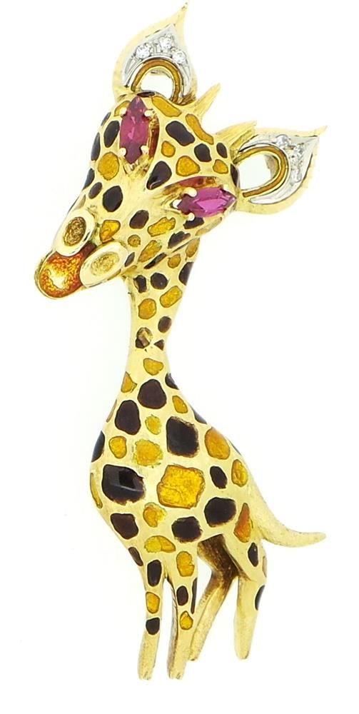 Giraffa anni '70 - 10200278