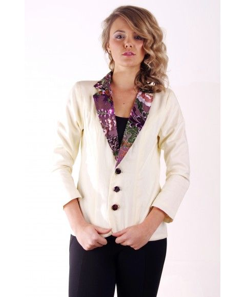 SISS ON BARE ADRINA BLAZER  ·     Designed in Perth, Western Australia  ·     Cotton and velvet with silk lining  ·     Tailored relaxed fit featuring a velvet collar and lapele  ·     Fully length sleeves  ·     Model wears size 8