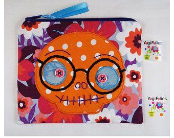 Tasca zombie, zombie trucco copertina, Undead sacchetto, sacchetto di trucco non morti, zombie, zombie, Halloween