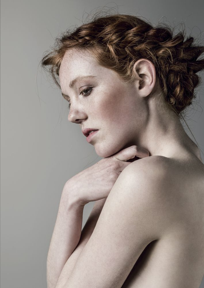 Photograper: Claudia Link Hair/Make-up: Lilith Amrad (using Kevin Murphy) at Style Agent Model: Vivien at Time