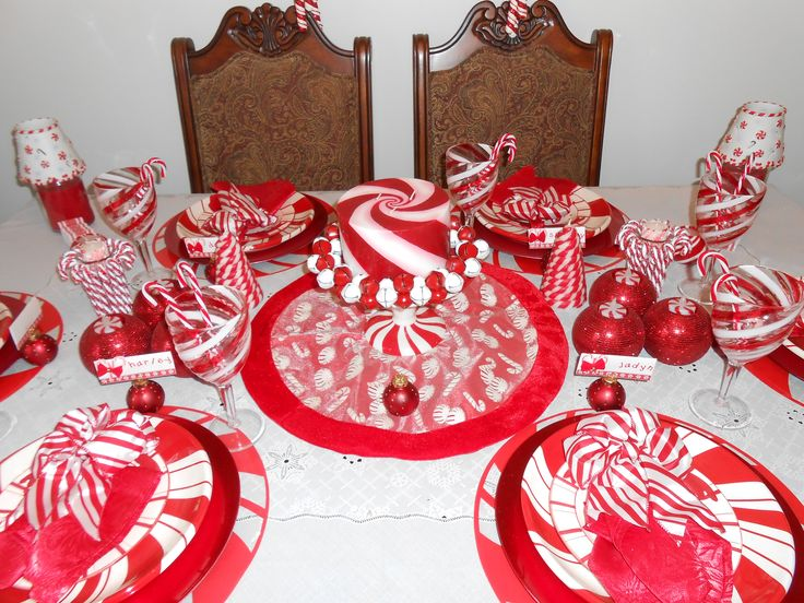 Candy Cane Christmas Decorations Ideas 143 Best Candy Cane Christmas Images On Pinterest  Candy Cane