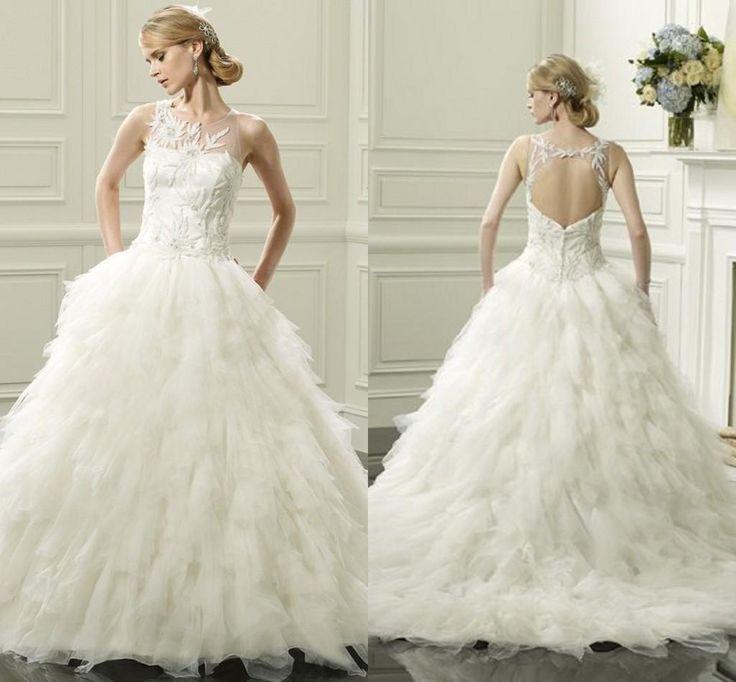 Find More Wedding Dresses Information About Vestido De Noiva Plus Size Lace A