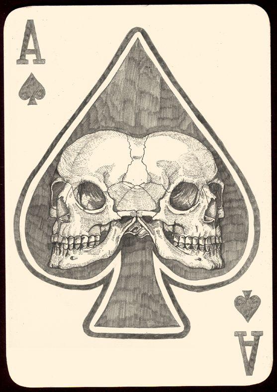 Ace of skull.