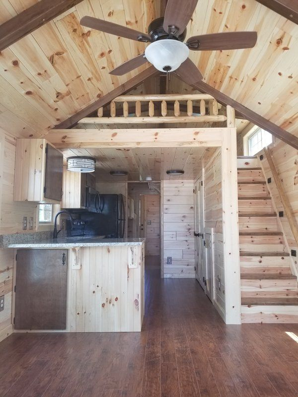 2019 Rolling Acres Cabins Rolling Cabins Rv Goldenrod For Sale