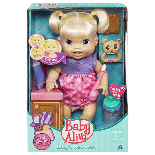 27 best images about 1990's on Pinterest | Toys, Home ...  |Baby Alive New Teeth