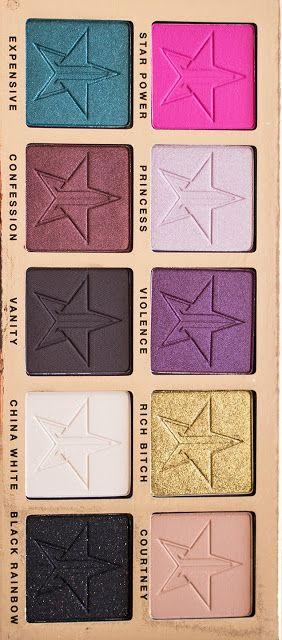 Jeffree Star Beauty Killer Palette ✨ Jane Spring ✨ #beautybliss