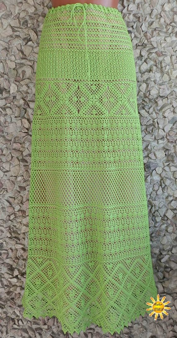 Long skirt Spring fresh