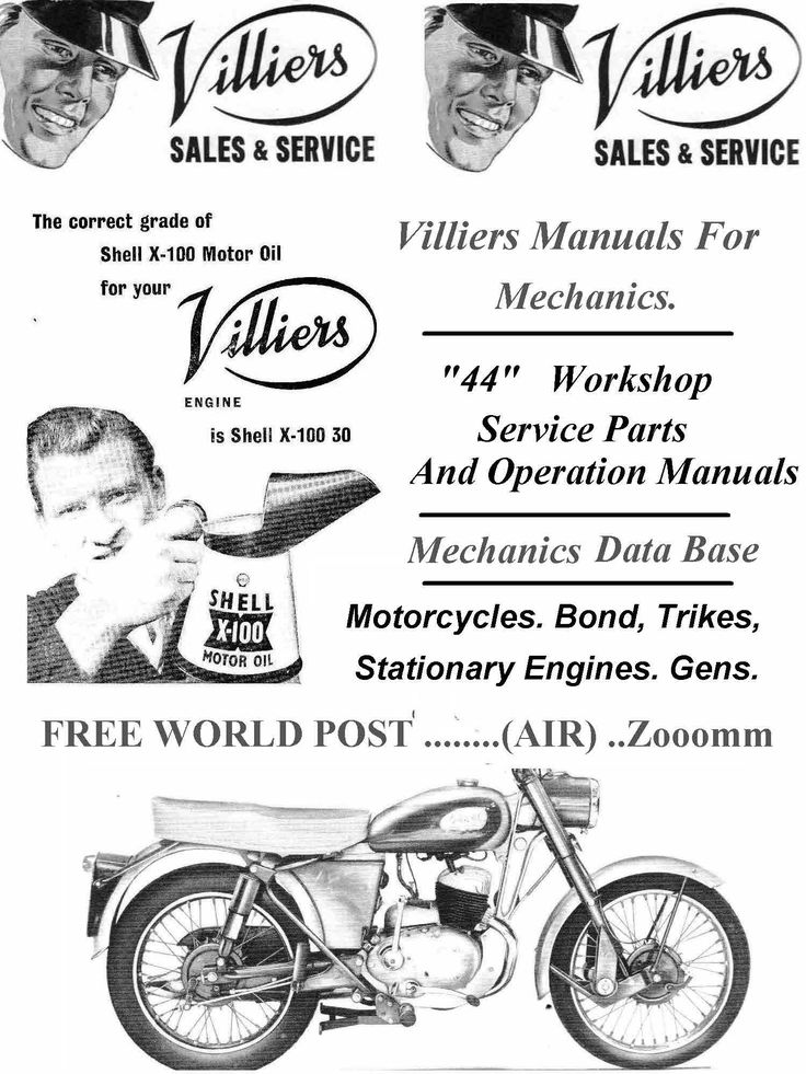 119 best vintage auto manual covers images on pinterest vintage villiers carburetter manuals for mechanics fandeluxe Choice Image