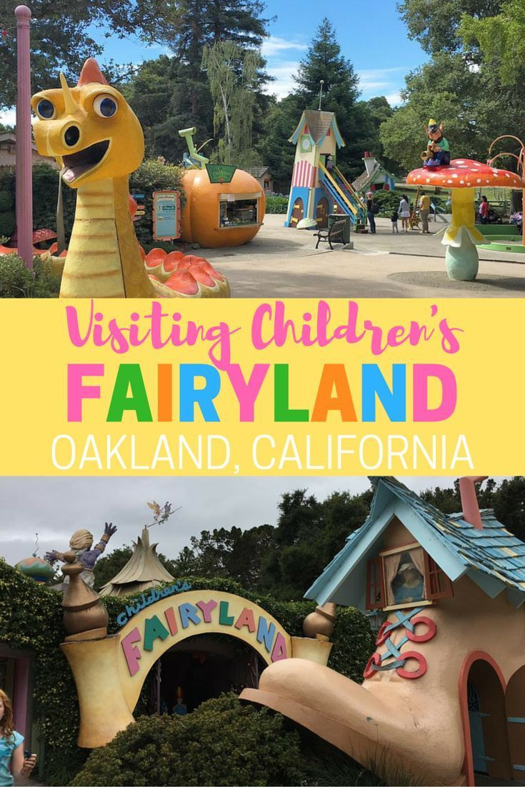 The little amusement park Children's Fairyland in Oakland, California by Lake Merritt was one of the inspirations for Disneyland. The park still entertains children today with storybook tales, puppet shows, and rides. Get tips for visiting Fairyland with kids on your next Northern California family vacation.