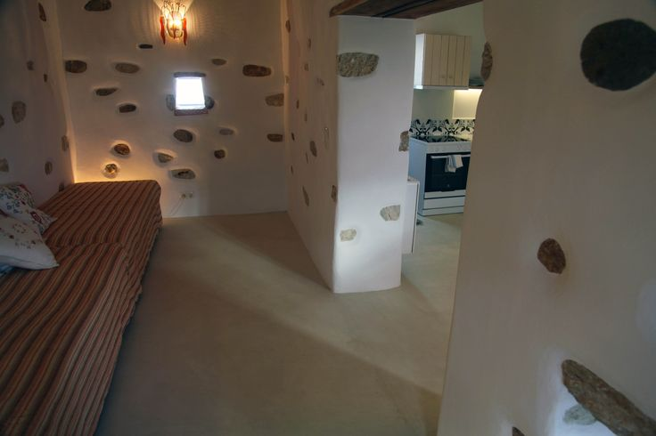Family Holiday Villa on Syros island in Greece