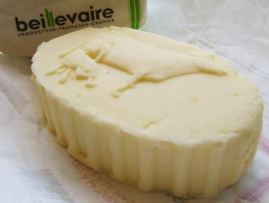 Beillevaire Unpasteurised Unsalted French Butter 125