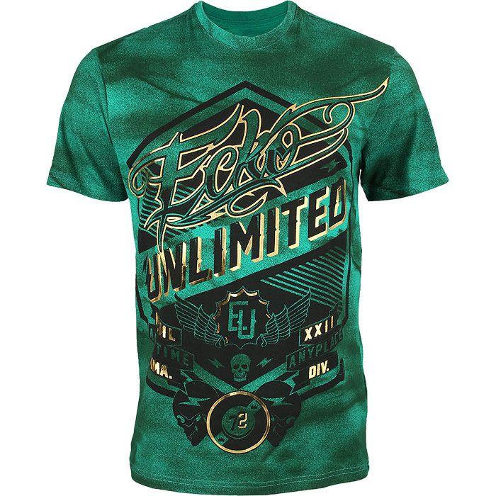 Ecko Unltd. Final Showdown Shirt - MMAWarehouse.com - MMA Shorts, MMA Gear, MMA Gloves, MMA Clothing