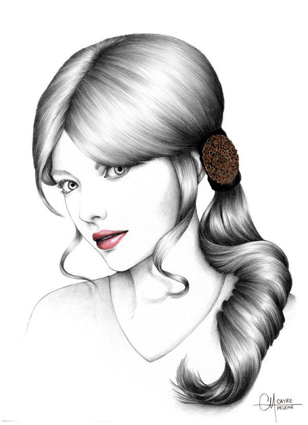 Helene Cayre - Adéli Paris | Modèle Loubna | Clients http://www.helenecayre.com/wp-content/uploads/2013/01/Loubna.jpg
