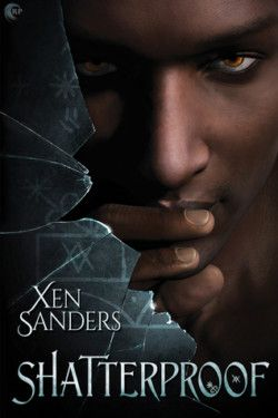 http://bit.ly/2g0QYSJ -        Shatterproof by Xen Sanders   Grey Jean-Marcelin wants to die. He thought painting his passion—vivid portrayals of Haitian life and vodou faith—would be enough to anchor him to this world. But it isn't. And when the mysterious man known only as Saint saves Grey from a suicide attempt, it's more curse than blessing—until Grey discovers that Saint isn't just an EMT. He's a banished fae, and can only survive by draining the lives of t