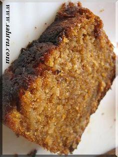 Cake aux pommes et à la cannelle - Cuisine libanaise par Sahten