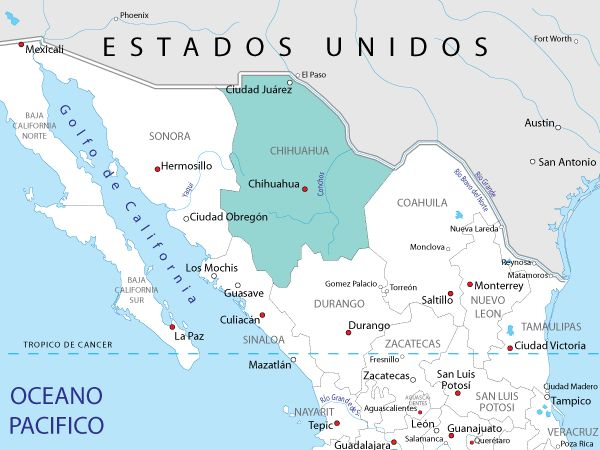 Chihuahua (Mexican State).
