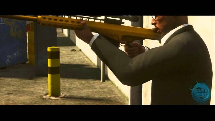 Fast and Furious, A todo Gas y los Hombres de Negro en GTAV | Parodia Th...
