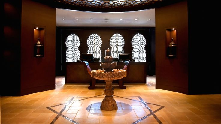 Miraj Hammam Spa by Caudalie Paris in the Shangri-La