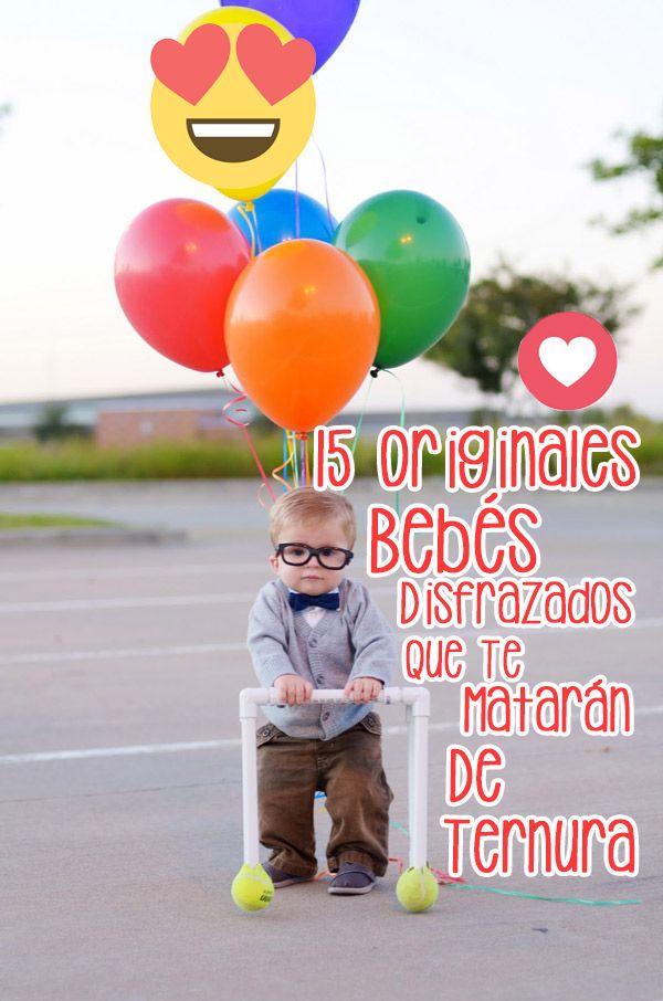 15 Originales Bebés Disfrazados Que Te Matarán De Ternura