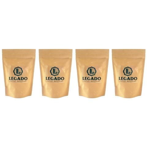 Legado 4 Bag Coffee Bean Tasting Bundle