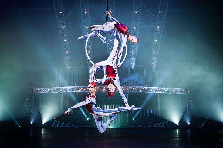 "Cirque du Soleil si-a inceput ""aventura"" in Romania! - http://www.stumbleupon.com/to/s/20qJee"