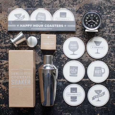 Vintage Happy Hour Collection | Available on Izola.com