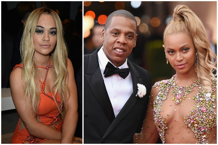 Did Rita Ora Just Expose Herself As Jay Z's Side Chick?